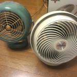 エアコンの不快な温度ムラをサーキュレーターを使って解決したおはなし