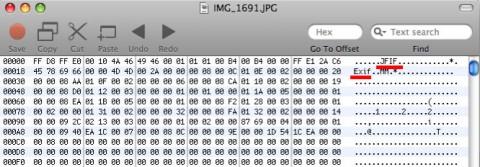 Macのバイナリエディタ