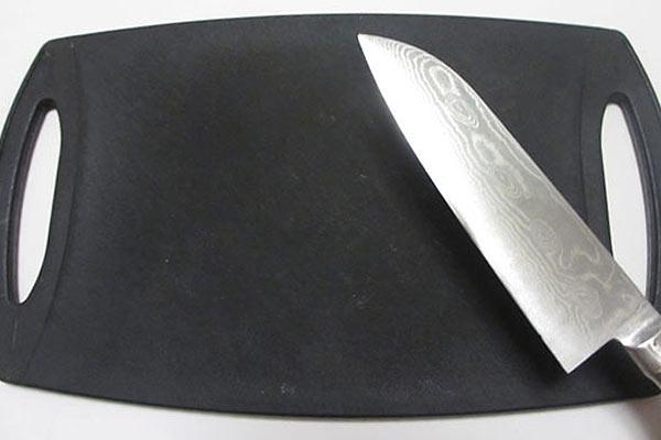 黒いまな板のメリット