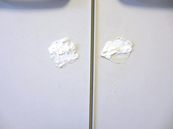 残ったシールの粘着剤を綺麗に剥がす方法