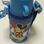 THERMOS 真空断熱2WAYボトル ディズニーミッキー 0.63L/0.6L ダークブルー FFG-600WFDSを買った