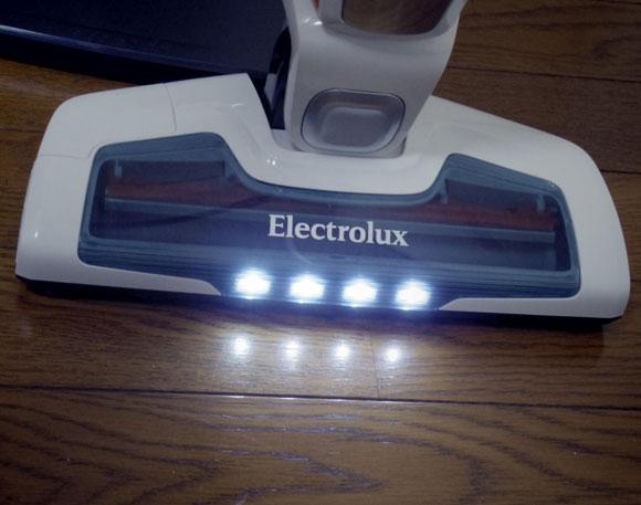 掃除機のヘッドライト
