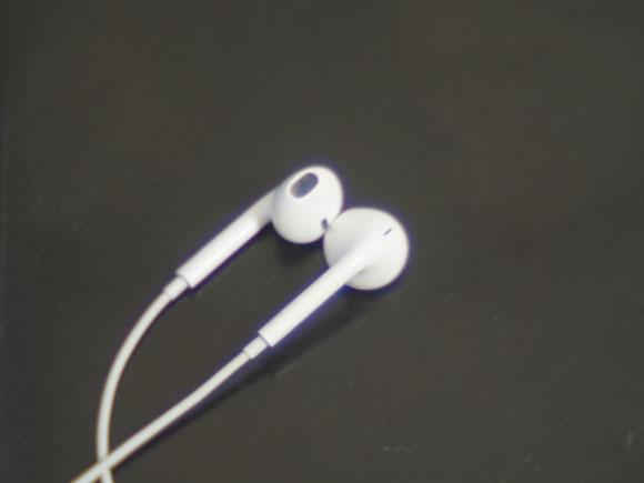 Apple純正イヤホンが調子が悪いので修理に出す