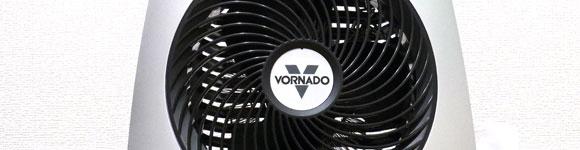VORNADOのファンヒーターiControl-JP
