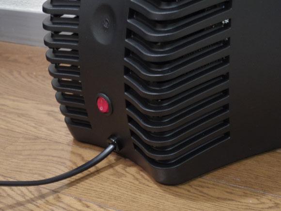 VORNADO ファンヒーター iControl-JPの主電源