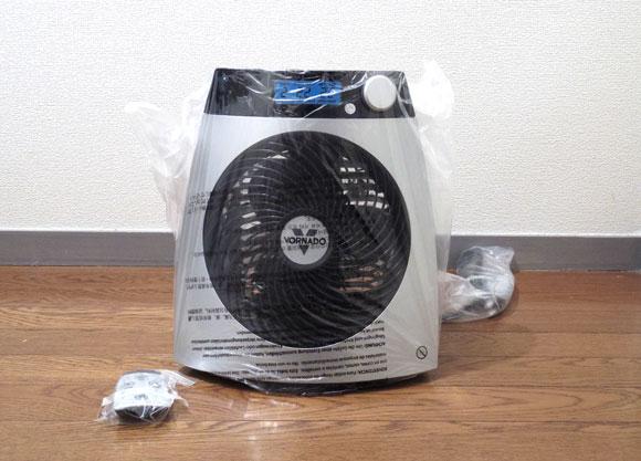 ORNADO ファンヒーター iControl-JP本体