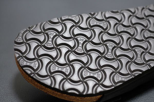 サンダルの靴底