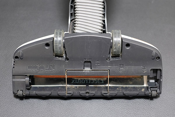 エレクトロラックスの掃除機の修理の依頼