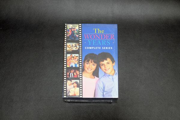 素晴らしき日々 The Wonder Years コンプリートシリーズ