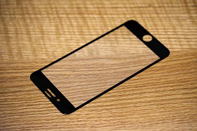 iPhoneに保護ガラスフィルムは必要ない