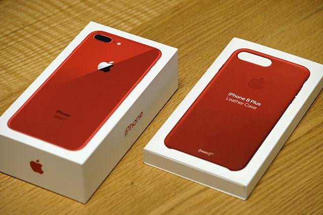 apple純正のiPhoneレザーケース