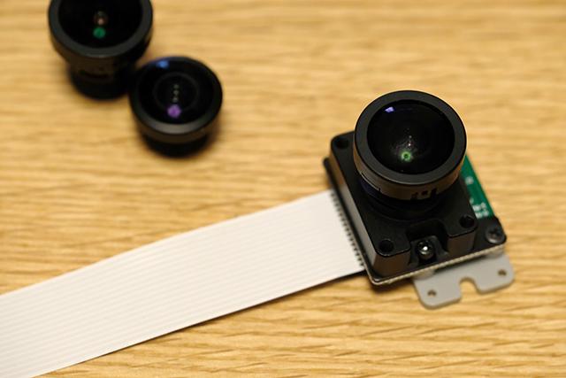 DesignSpark ラズベリーパイカメラ 広角VR220カメラまとめ