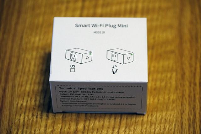スマートwifiプラグ Smart wifi plug mini