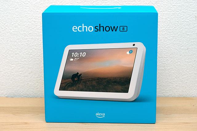 Amazon Echo Show 8を購入